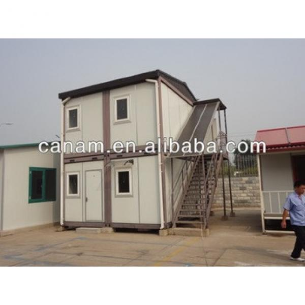 CANAM- modern container house with sanitary fittings #1 image