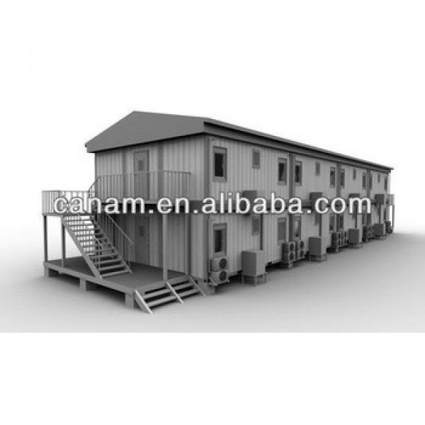 CANAM- Prefabricated well design container house for farm land #1 image