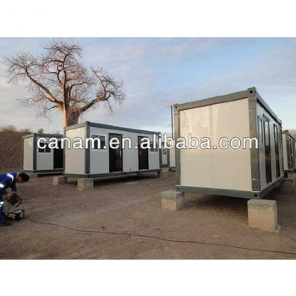 CANAM- 20 ft container house for construction worker #1 image