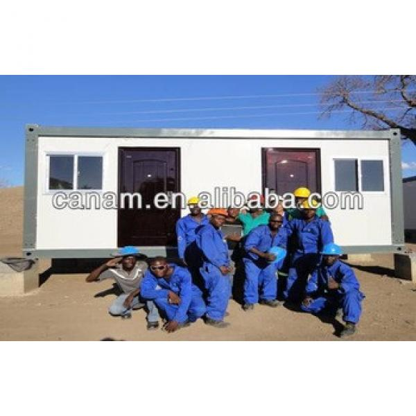 CANAM- 40 ft container house with partition wall #1 image