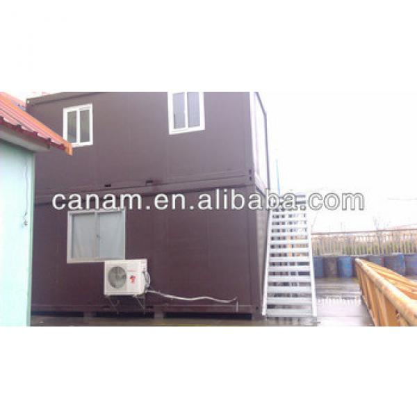 CANAM- PU panel container house #1 image