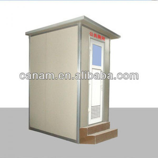 CANAM- small container toilet with sanitary fittings #1 image