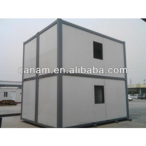 CANAM- steel beam prefab shipping container house #1 image