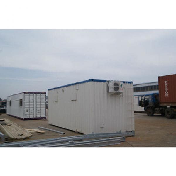 CANAM- portable underground container house #1 image