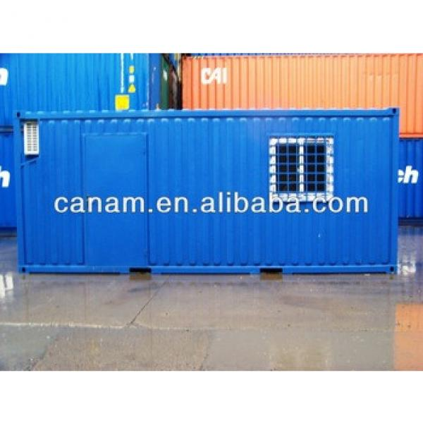 CANAM- living container house with sanitary fittings #1 image