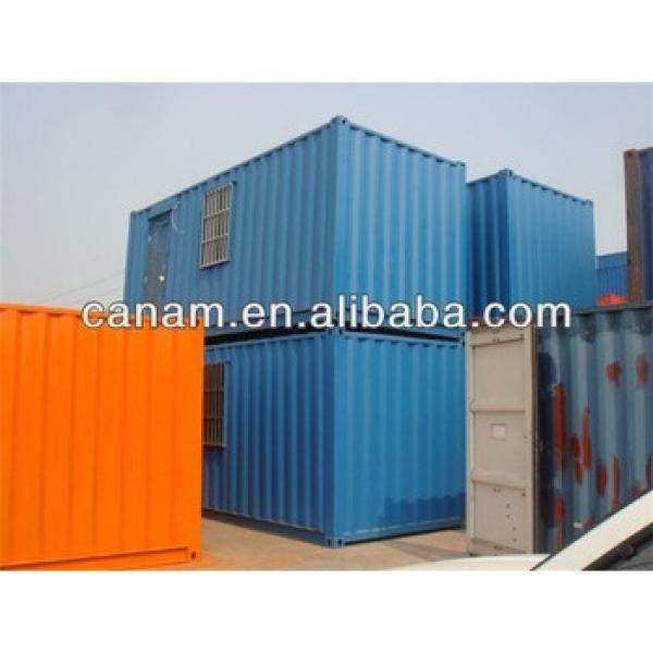 CANAM-Q235 steel material modular buildings containers #1 image
