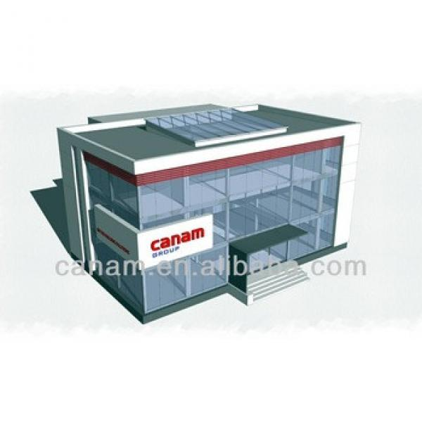 40ft modular steel container offices in china #1 image
