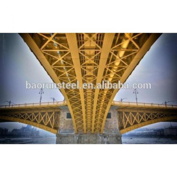 steel structure bridge/galvanized steel bridge #1 image