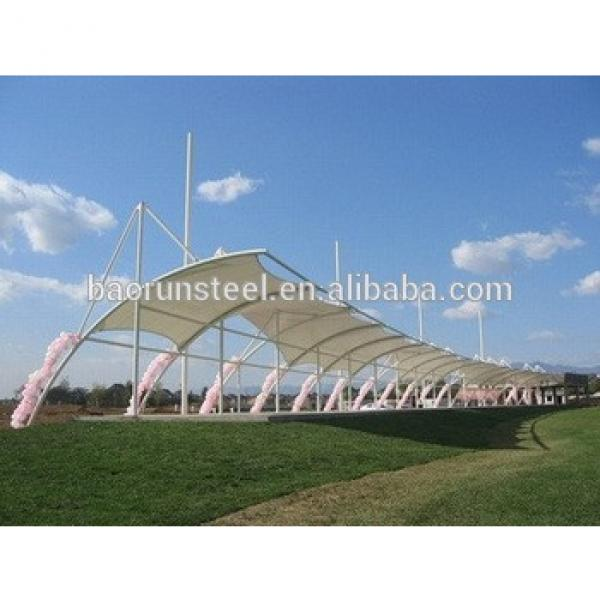 High Rise Skylight Steel Dome Structure For Coal Fired Power Plant #1 image