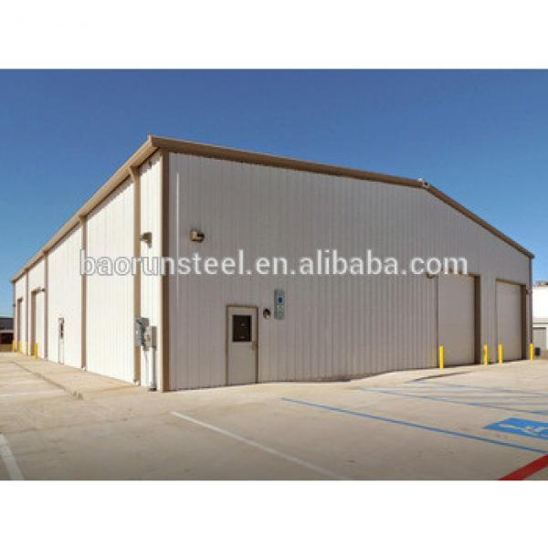 Long-lasting steel warehouse #1 image