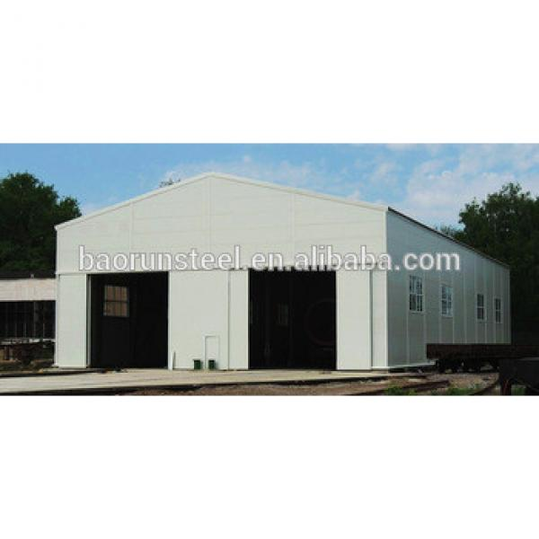 Prefab Steel Warehouse Buildings & Storage Facilities made in China #1 image