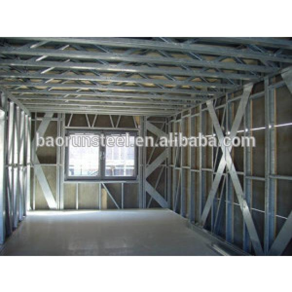 on-site installation steel warehouse #1 image