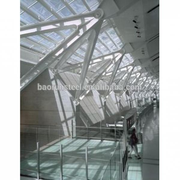 Easy expansion steel structures #1 image