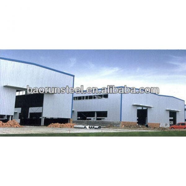 Alibaba best selling prefabricated steel frame light gauge steel structure building #1 image