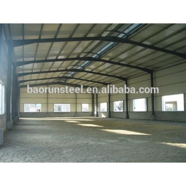 light steel structure factory/shed #1 image