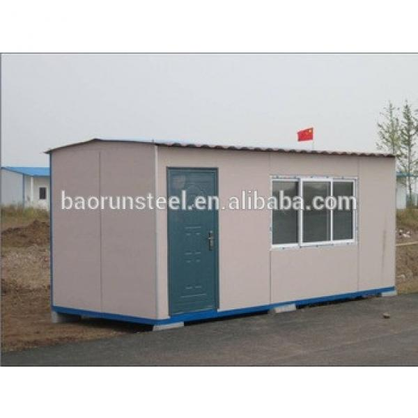 steel structure container prefabricated house #1 image