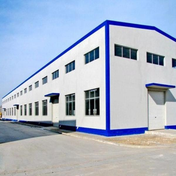 Austrilia standard quick construction pre engineered steel structure factory building #1 image