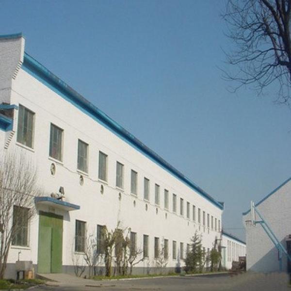 prefab steel warehoouse/steel structure warehouse manufacturer #1 image