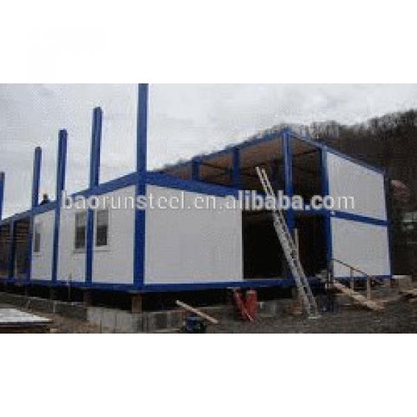Q235 high quality steel warehouse #1 image