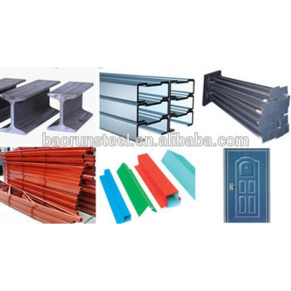 Color Coated Corrugated Steel Sheet for Roofing Cladding #1 image