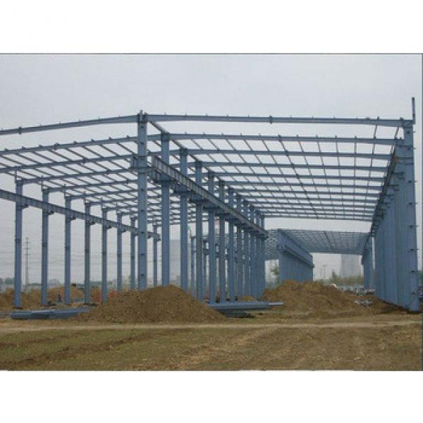 galvanized steel structure for commercial use #1 image