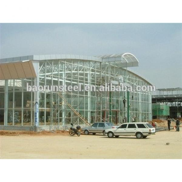 steel structure shopping mall #1 image