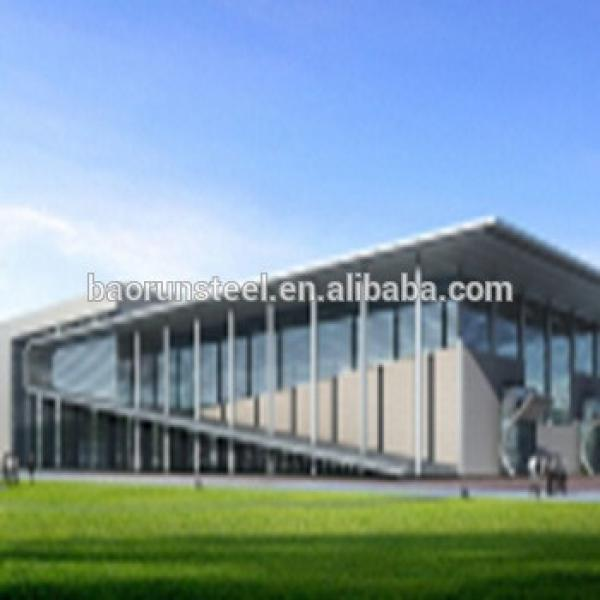 Modern Design China Manufacture Supplier Low Cost Steel Structure Prefab Houses Best Price #1 image