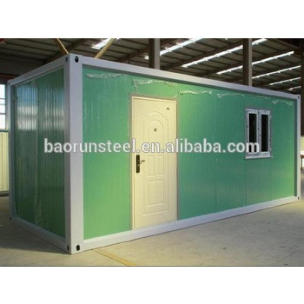 solid light steel structure waterproof container office with price #1 image