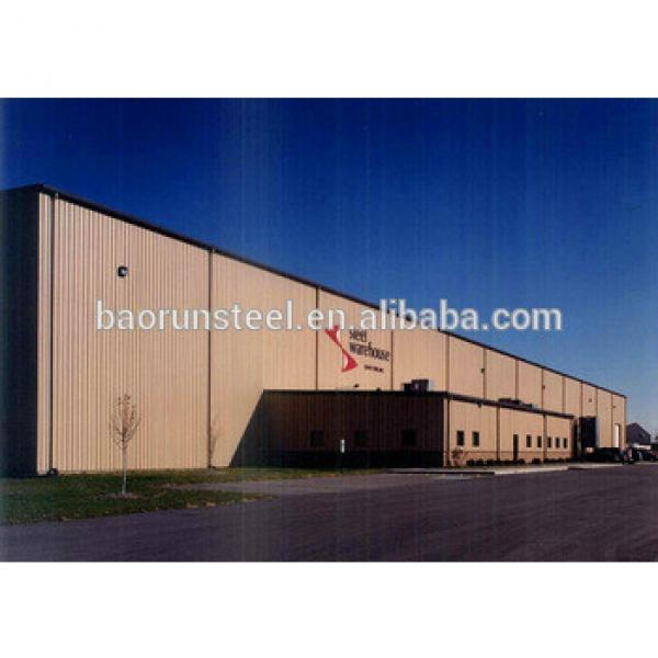 steel structures Qingdao steel structure warehouse #1 image