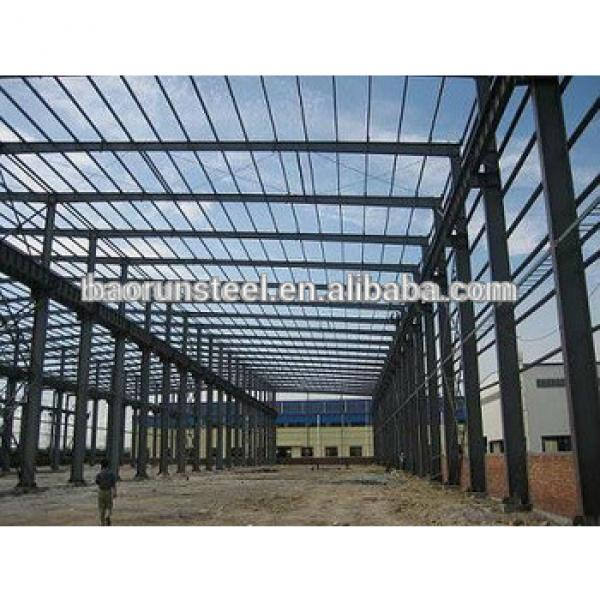 Affordable construction design steel structure warehouse with great price for promotion #1 image
