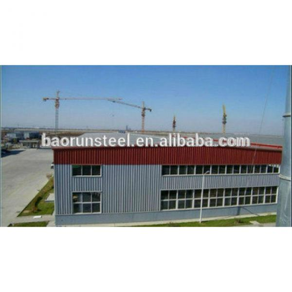 hot promotion price for steel structure warehouse factory #1 image