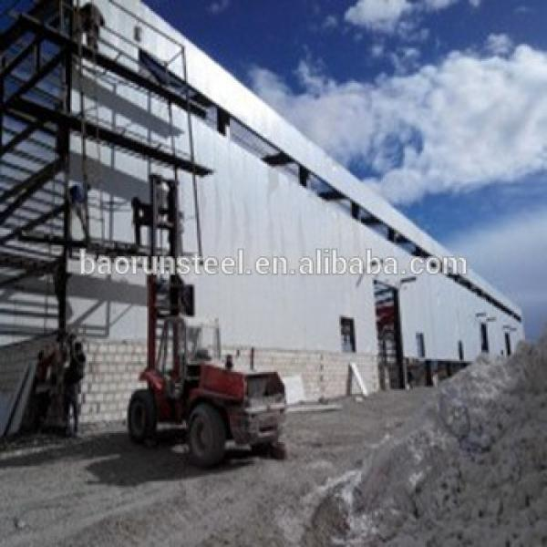 steel structure building , light weight steel hotel, workshop trolley #1 image