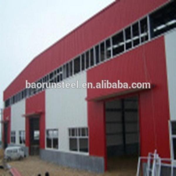 Workshop tools equipment/steel structure space frame/steel buildings #1 image