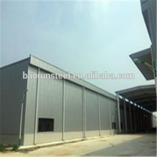 Quick Build Convenient Used Prefabricated Warehouse/factoory/workshop #1 image