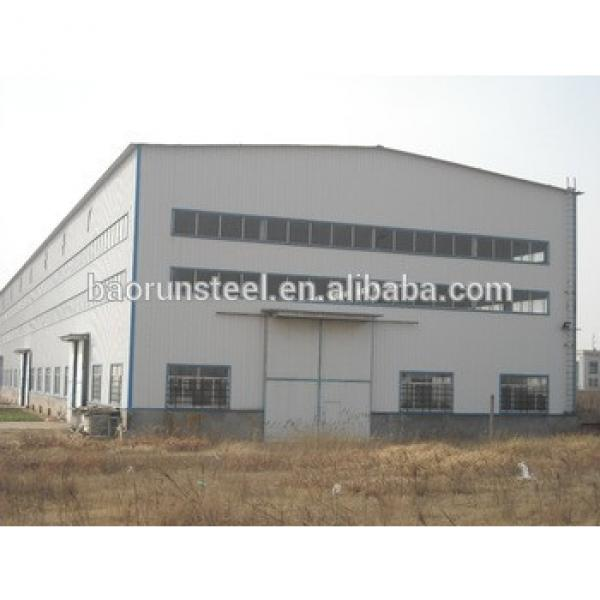 steel structure building prefabricated steel building #1 image