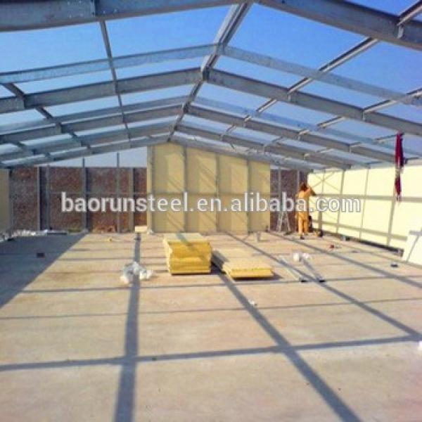 Portal Frame pre fabricated pre engineered prefabricated dome houses #1 image