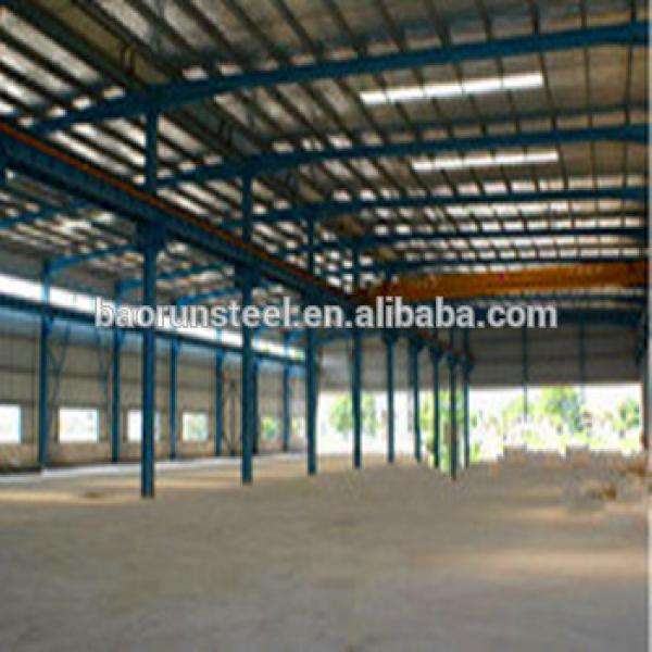 Long-span Steel Structural Buildings for Warehouse #1 image