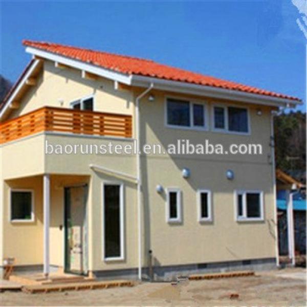 Prefabricated villa #1 image