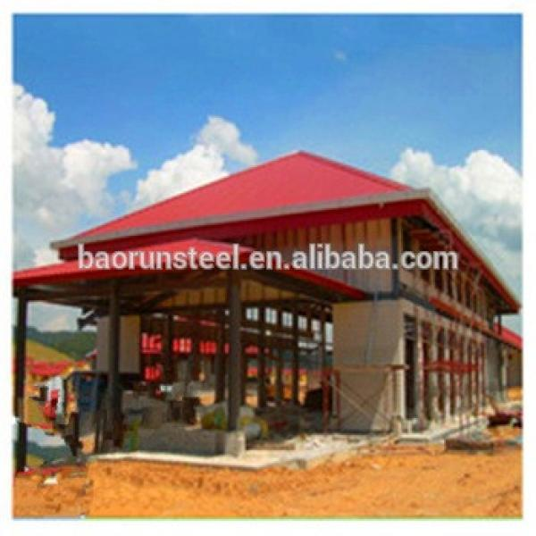 China Movable Light steel prefabricated villa with high quality #1 image