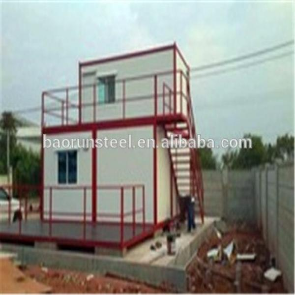 New Design And Manufacture high quality prefab villa/Light Steel Structure Prefabricated Home #1 image