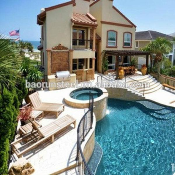 prefabricated house ,modular home ,light steel villa #1 image