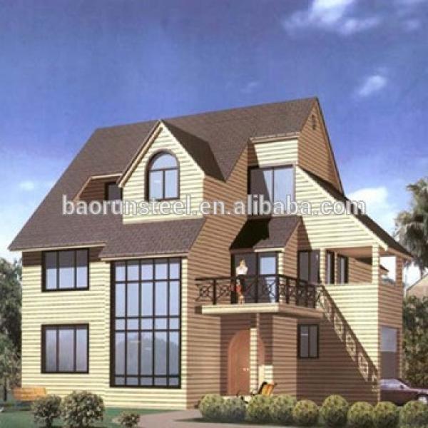 China baorun Prefab House #1 image