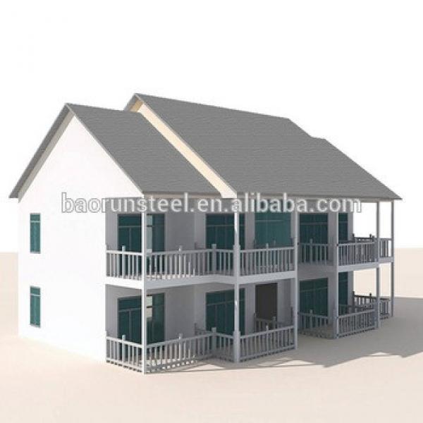 light steel structure beautiful villa house in alibaba #1 image