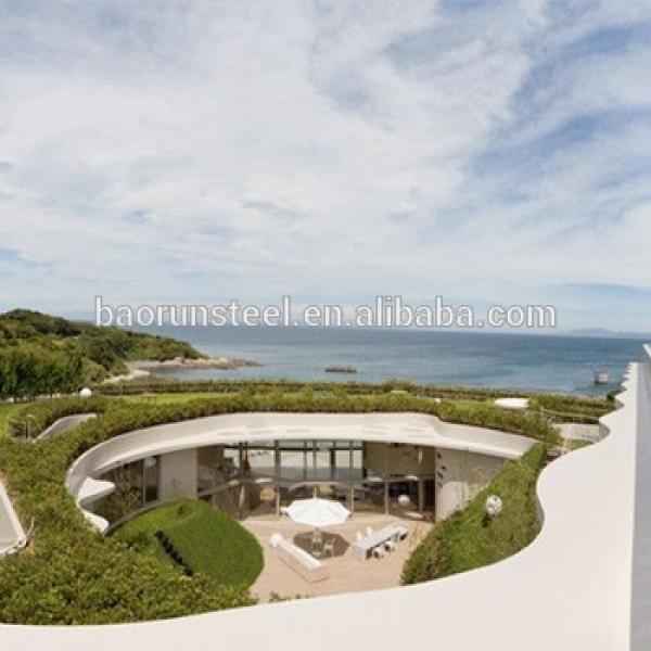 lightweight steel frame villa for needs #1 image