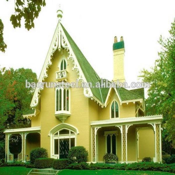 light steel villa(luxury steel prefabricated) #1 image