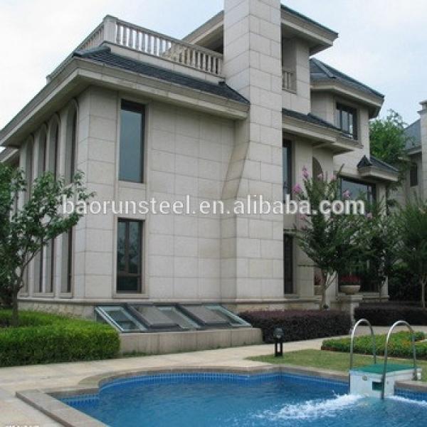 Luxury light steel villa #1 image