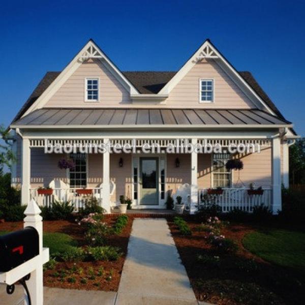 More than 70 years life luxury light steel villa(long life) #1 image
