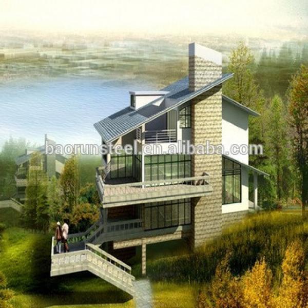 new model green luxurious villa designs #1 image
