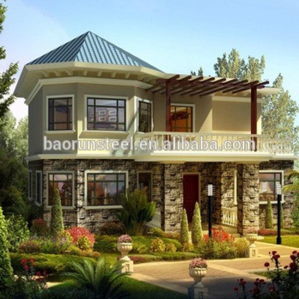 villa wooden house for living #1 image