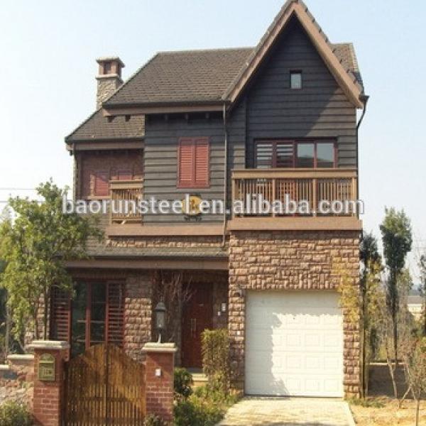 modern small villa house #1 image